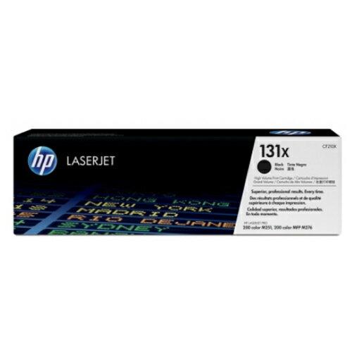 【HP】CF210X NO.131X 黑色高容量 原廠碳粉匣