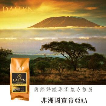 【DALLYN 】肯亞AA Kenya AA (250g/包)    世界嚴選莊園咖啡豆 1