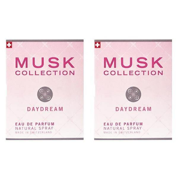 針管小香水 Musk Collection Daydream 春漾夢境淡香精(1.4ml)【小三美日】100%瑞士原裝進口◢D012760