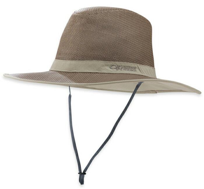 【鄉野情戶外用品店】 Outdoor Research |美國| PAPYRUS BRIM 圓盤帽/大盤帽 遮陽帽 藤編帽 草帽/80480
