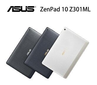 [12期零利率] ASUS 華碩 ZenPad 10 Z301ML 2G/16G 追劇平板 -灰/藍/白 《贈5200行動電源》