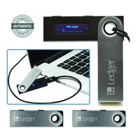 Ledger Nano S - Cryptocurrency Hardware Wallet 2 Pack