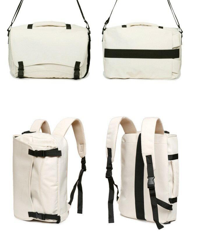 韓國4用包 後背 肩背 飛機包 託運包 功能筆電包 022-9729 7
