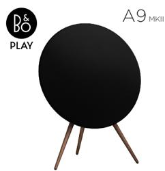 ├登山樂┤ 丹麥B&O B&O PLAY A9 MKII 藍牙WIFI無線喇叭-黑色#A9-BK