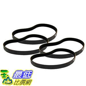 [106美國直購] 4 CB-3 Smooth Belts for Kenmore PowerMate Canister Vacuums 20-5218
