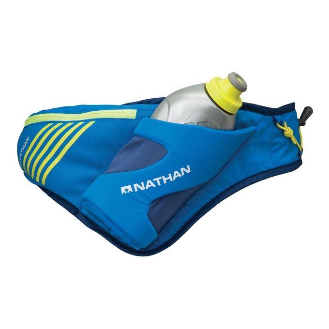 【鄉野情戶外專業】 Nathan |美國| Peak單水壺腰包 水壺腰包 單車 跑步 -藍 NA4873