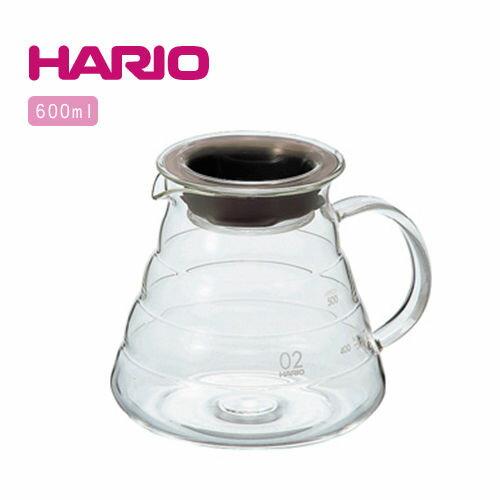 【威豆精品咖啡】HARIO 雲朵耐熱微波咖啡壺 600ml XGS-60TB