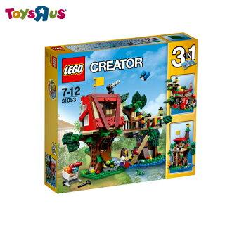 玩具反斗城 樂高 LEGO 樹屋冒險-31053