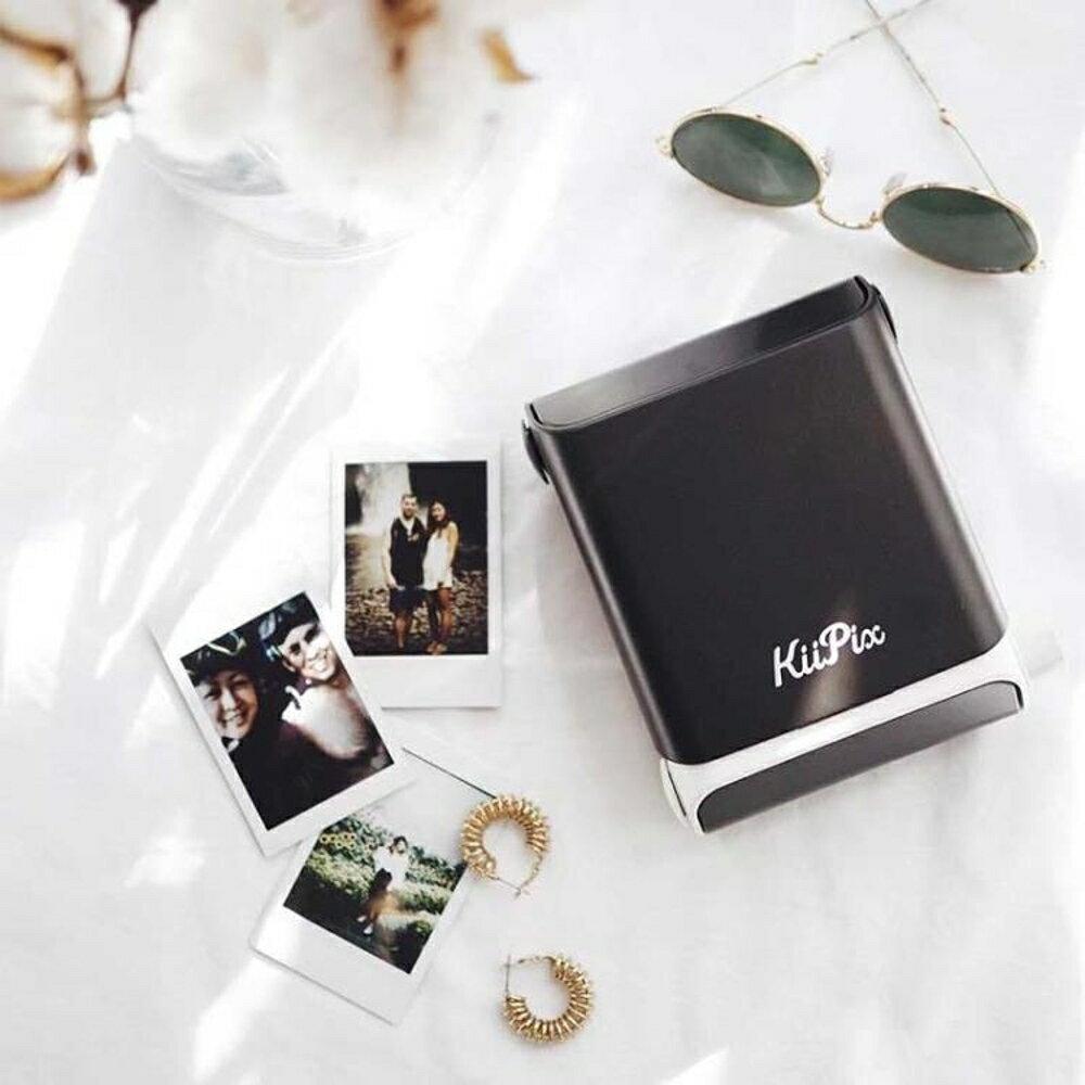 日本Printoss拍立得手機照片彩色小型打印機隨身便攜迷你相片 MKS薇薇