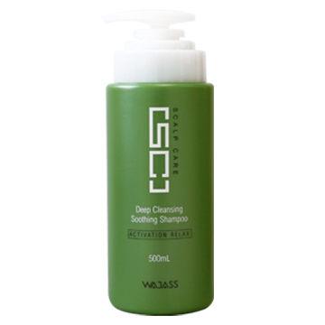 WAJASS 威傑士 SC4毛囊淨化(深層)洗髮精 500ml