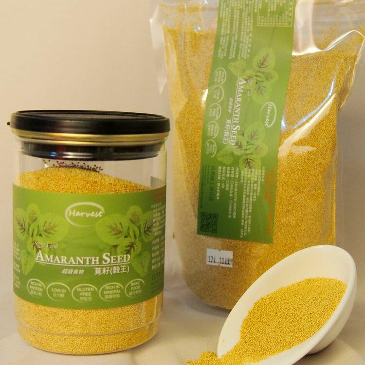 【Super Food】莧籽[穀王]無麩質、低GI、高礦物質、高蛋白、鹼性食物。 - 限時優惠好康折扣