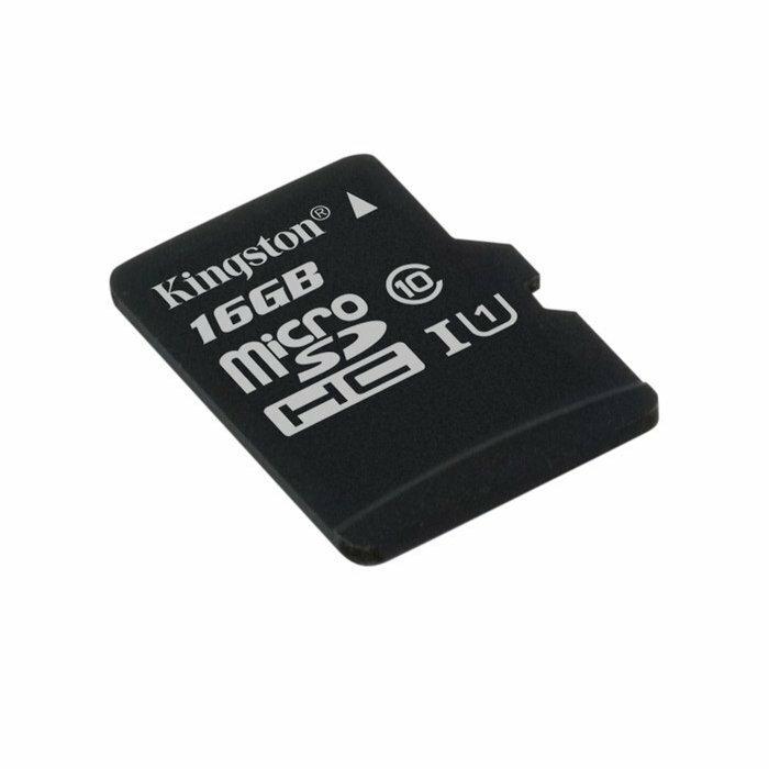 【新風尚潮流】金士頓記憶卡 16G 16GB Micro SDHC C10 U1 SDC10G2/16GB