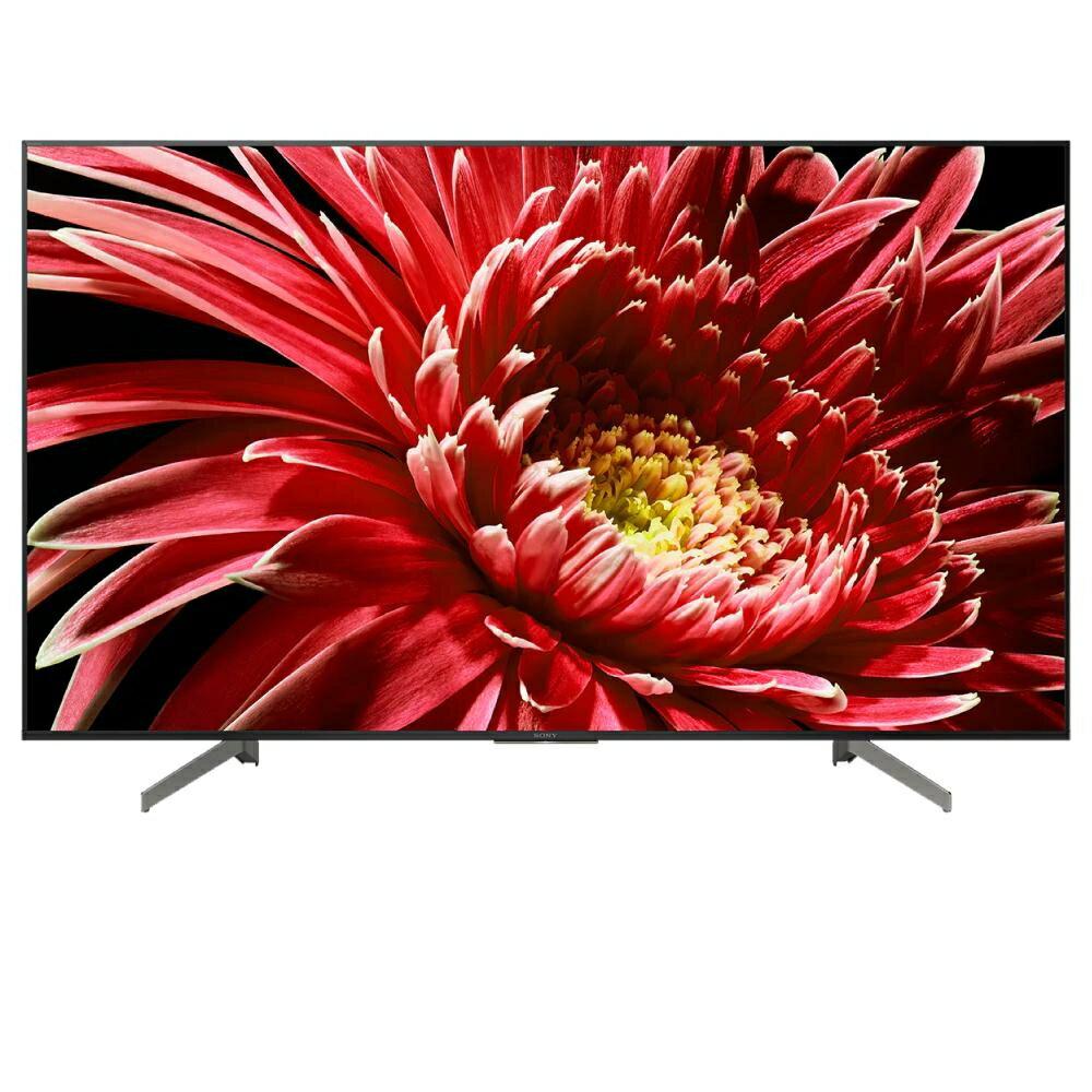 【索尼SONY】65吋 日本製 4K HDR智慧連網液晶電視(KD-65X8500G) 1