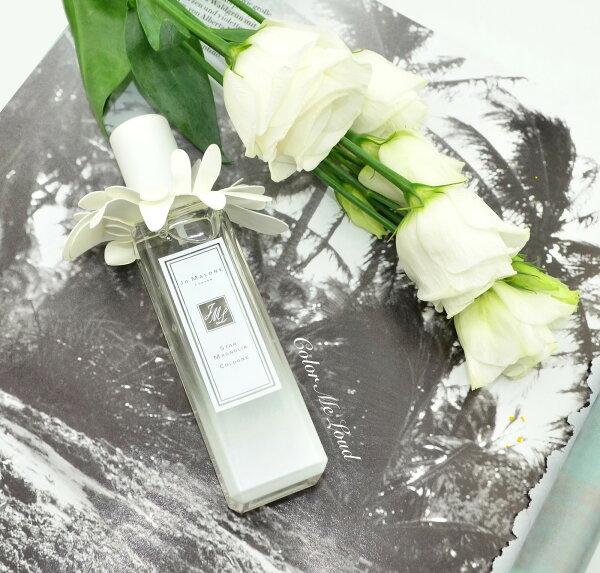 Realhome:*禎的家*英國夢幻香水名牌JoMalone白色星木蘭香水30ml