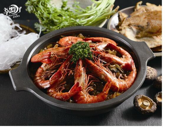 中二廚食品專賣店:【欣光】根島海老粉絲煲