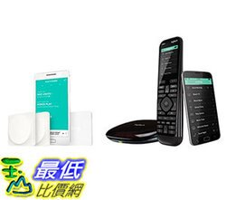 [106美國直購] 羅技 Logitech POP Home Switch Starter Pack and Harmony Elite Bundle, Works with Amazon Alexa