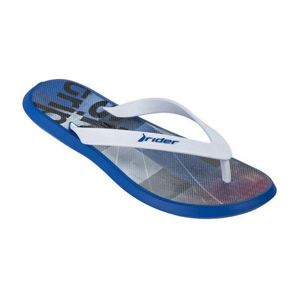 下殺6折 Rider (男) 巴西 夾腳拖鞋 ENERGY V FF - RI8175324207 藍X白 [陽光樂活=]
