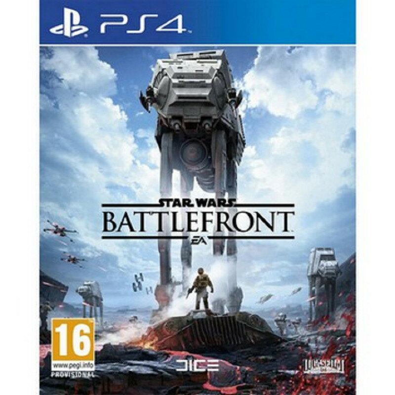 PS4光碟遊戲片 星際大戰:戰場前線 [全新現貨][含稅][限量]DR.K3C