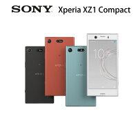 SONY 索尼推薦到Sony Xperia XZ1 Compact 4.6吋 4G/32G -黑/銀/粉/藍《贈原廠皮套》