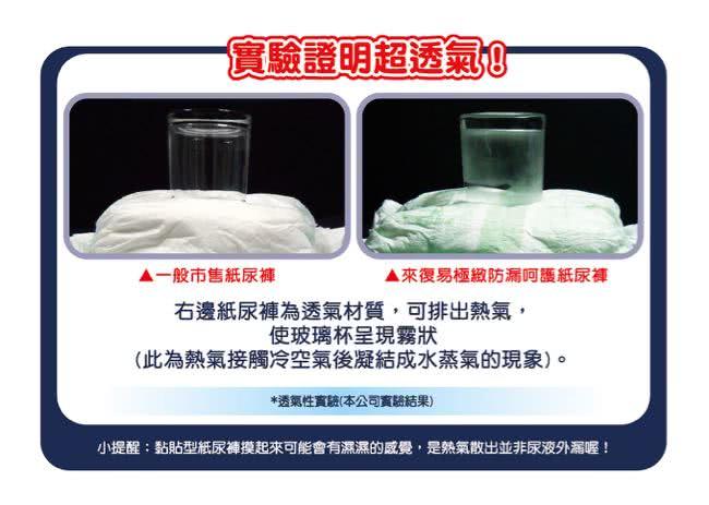 來復易 極緻防漏呵護紙尿褲 M / L / XL*8包入 (箱購)【德芳保健藥妝】 5