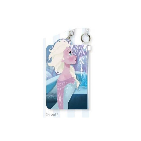 X射線【C578362】冰雪奇緣Elsa票夾零錢包,美妝小物包/筆袋/面紙包/化妝包/零錢包/收納包