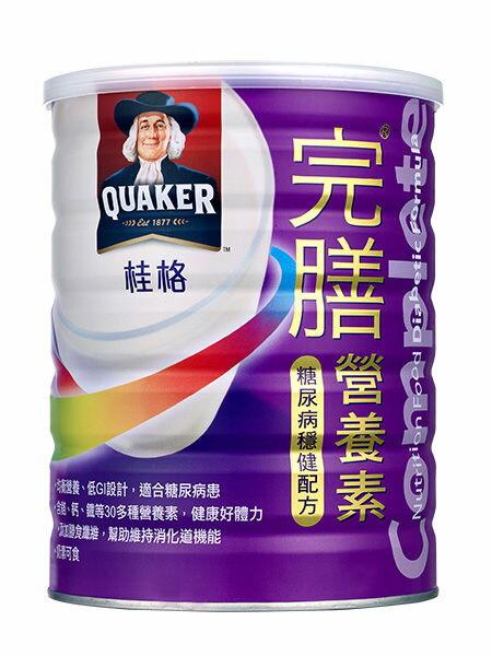 熊賀康醫材 桂格完膳營養素 (穩健配方)900g
