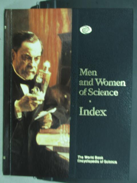 【書寶二手書T9/科學_QER】Men and Women of Science-Index
