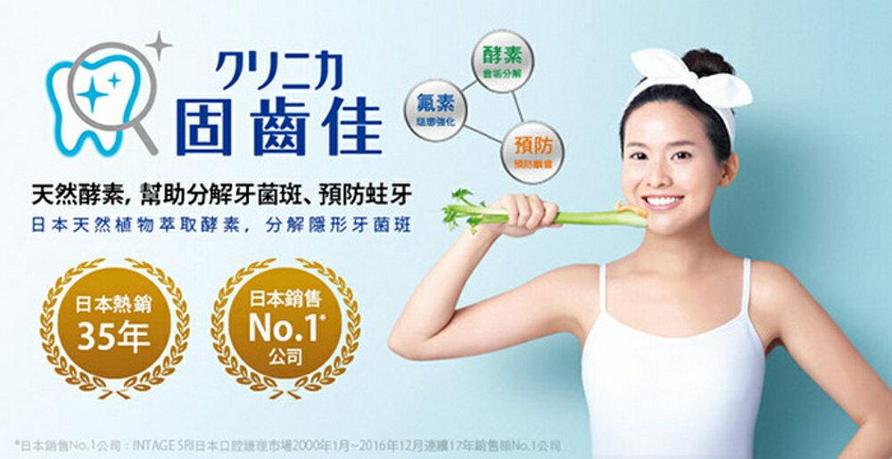 日本獅王 固齒佳牙膏│9481生活品牌館