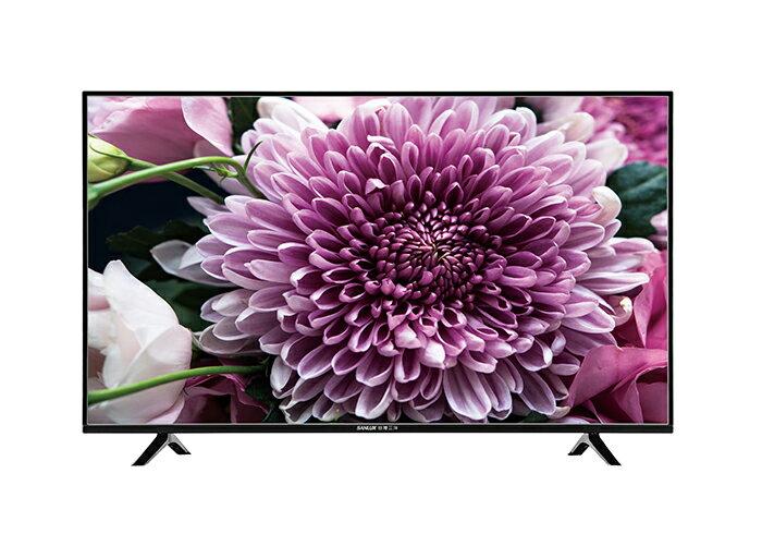 SANLUX三洋(4K/LED/電視)55吋液晶電視SMT-55KU1背光液晶顯示器(4K/LED/電視)