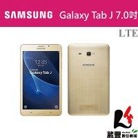 Samsung 三星到【贈沙灘組】SAMSUNG Galaxy Tab J T285 7吋 LTE雙卡雙待平板【葳豐數位商城】