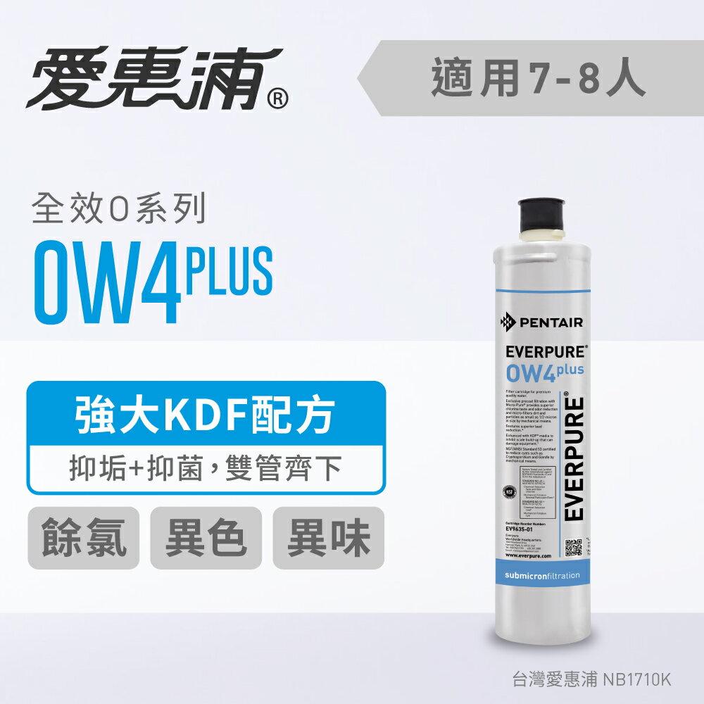 【台灣愛惠浦】OW4 plus 濾心