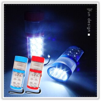 【aife life】LED三段式手電筒/LED 夜釣 夜遊 隨身手電筒 多段式手電筒 多功能手電筒 禮品