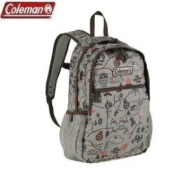 [ Coleman ] 10L迷你健行者背包  露營村米色 / 公司貨 CM-32957