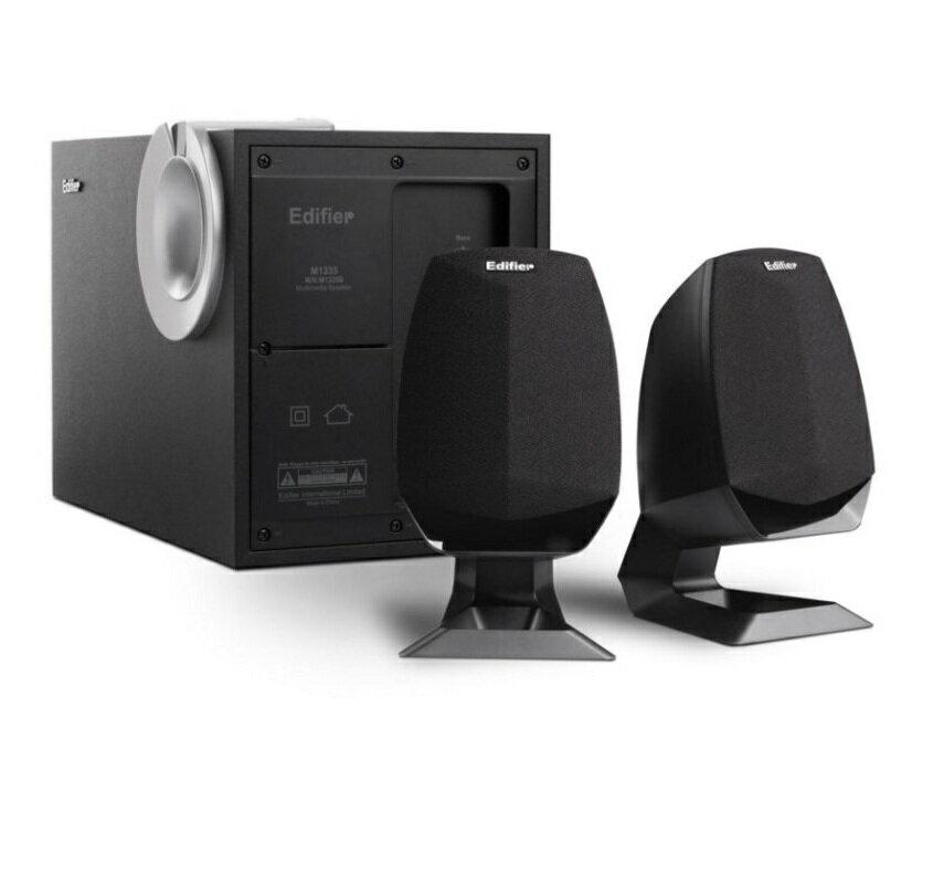 限買一顆 EDIFIER M1335 三件式重低音喇叭線控電腦喇叭電腦音響電視音響英雄聯盟電腦電視