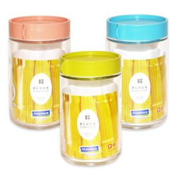 Glasslock 玻璃積木保鮮罐(三入一組) SP-1613
