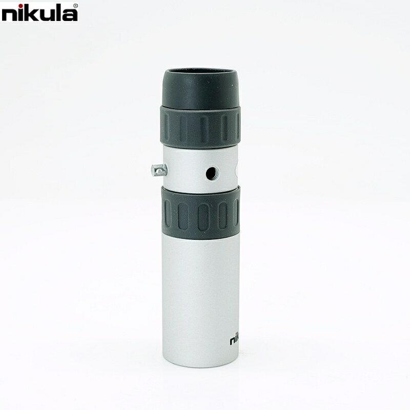 又敗家~ 品牌銀色Nikula立可達變焦7~21x25mm望遠鏡變焦單筒望遠鏡小號兵 7倍