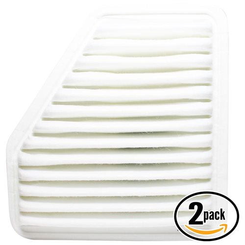 2-Pack Replacement Engine Air Filter for 2010 Scion xB L4 2.4 Car/Automotive 6660ff98960272767463c8b9414906f7