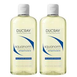 DUCRAY護蕾 K油清屑洗髮精200ml (二入組)