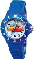 【兒童運動彩帶卡通錶】【Cars閃電麥坤】【台灣製造正版授權】【保固一年】5-12歲 兒童手錶 U5-3034