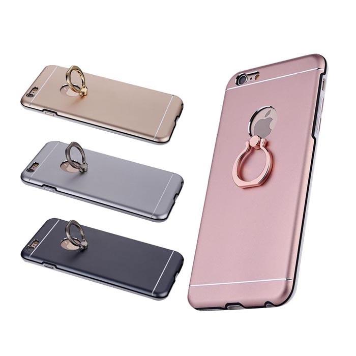 Ultimate- iPhone 6/6S PLUS 指扣 鋁合金 多功能指環支架 保護殼 硬殼 扣環 聖誕交換禮物