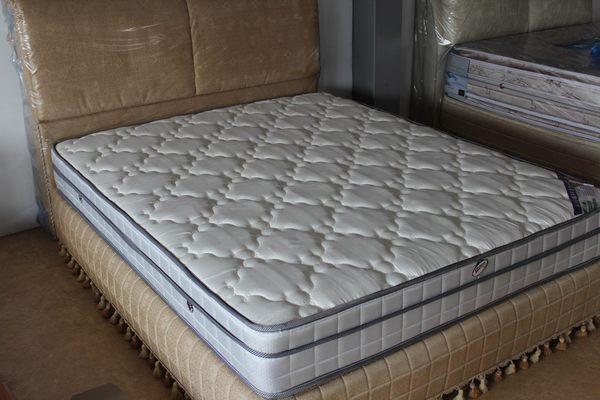 【石川床業 台中-台南】MA-04 殺破盤 3線乳膠獨立筒床墊+3M防潑水布