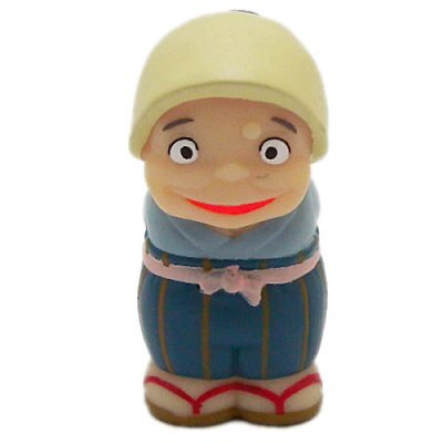 【真愛日本】龍貓 TOTORO 豆豆龍 筆套 收藏 擺設 指套娃娃 指套玩偶 指套公仔 日本帶回 12022000069   指套娃娃-勘太奶奶 0