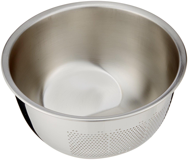 日本MARUEFU 藤井器物製作所 3way不鏽鋼排水碗 / 濾水盆 / 4537982001177。1色-日本必買  / 日本樂天代購(2234*0.4) /  件件含運 2