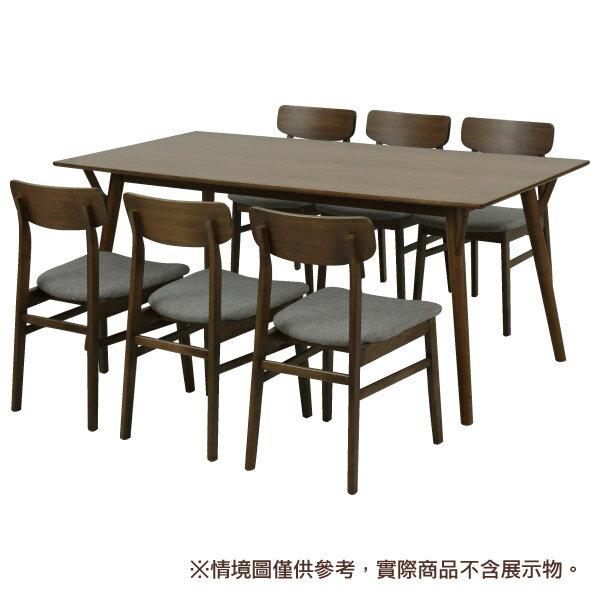 ◎(OUTLET)木質餐桌 FILLN3 180 MBR 福利品 NITORI宜得利家居 6
