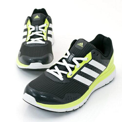 【adidas 】愛迪達 DURAMO\女慢跑鞋-S83237-黑 3