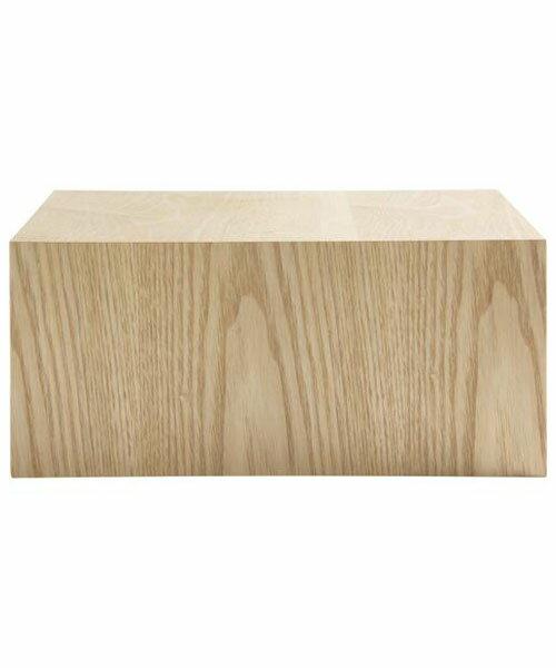 A4抽屜收納盒 NATURAL WOOD NA 3層 NITORI宜得利家居 3