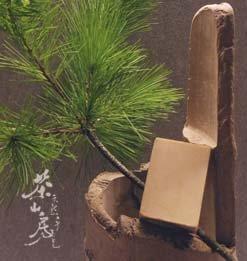 《茶山房》天然手工肥皂- 五葉松皂 Shortleaf pine soap•『會浮水的有氧活皂』