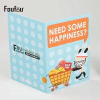 教師節禮物推薦到《Foufou》萬用卡片Card-需要一點快樂嗎?Need some happiness?