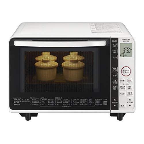 全新日本公司貨 新款 HITACHI MRO-TF65C 22L 微波爐 烤箱  白色 日本必買代購