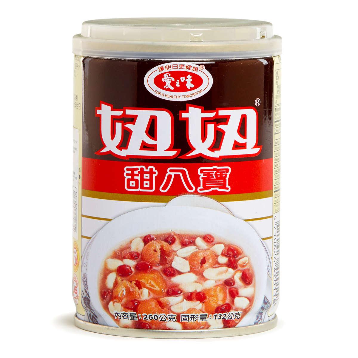 愛之味妞妞甜八寶260g*3罐/組 【合迷雅好物商城】